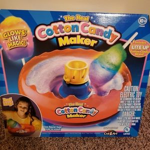 Kids NWOT Electric Cotton Candy Maker